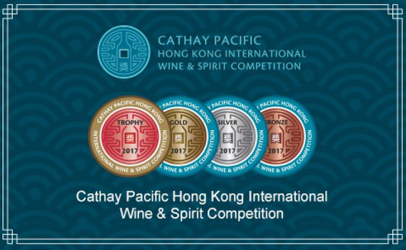 VINOS Y BODEGAS SIGUE ACUMULANDO GALARDONES! CATHAY PACIFIC HONG KONG INTERNATIONAL WINE & SPIRIT COMPETITION.
