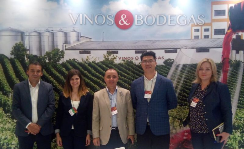 VINOS & BODEGAS PARTICIPA CON ÉXITO EN FENAVIN 2019